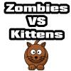 Zombies VS gatitos juego