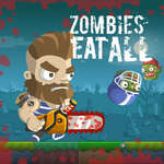 Zombies Eat All juego