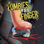 Zombies vs Finger game