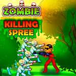 Zombi Öldürme Çılgınlığı oyunu