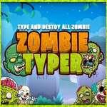 Zombie písač hra