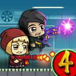 Zombie Missie 4 spel