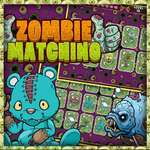 Zombie-Kartenspiele Matching Card