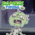 Zombie gépelés játék