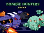зомби ловци арена игра