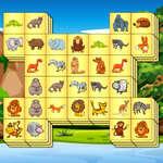 Dierentuin Mahjongg Deluxe spel